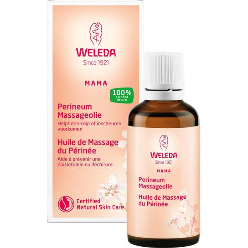 perenium massageolie 50 ml