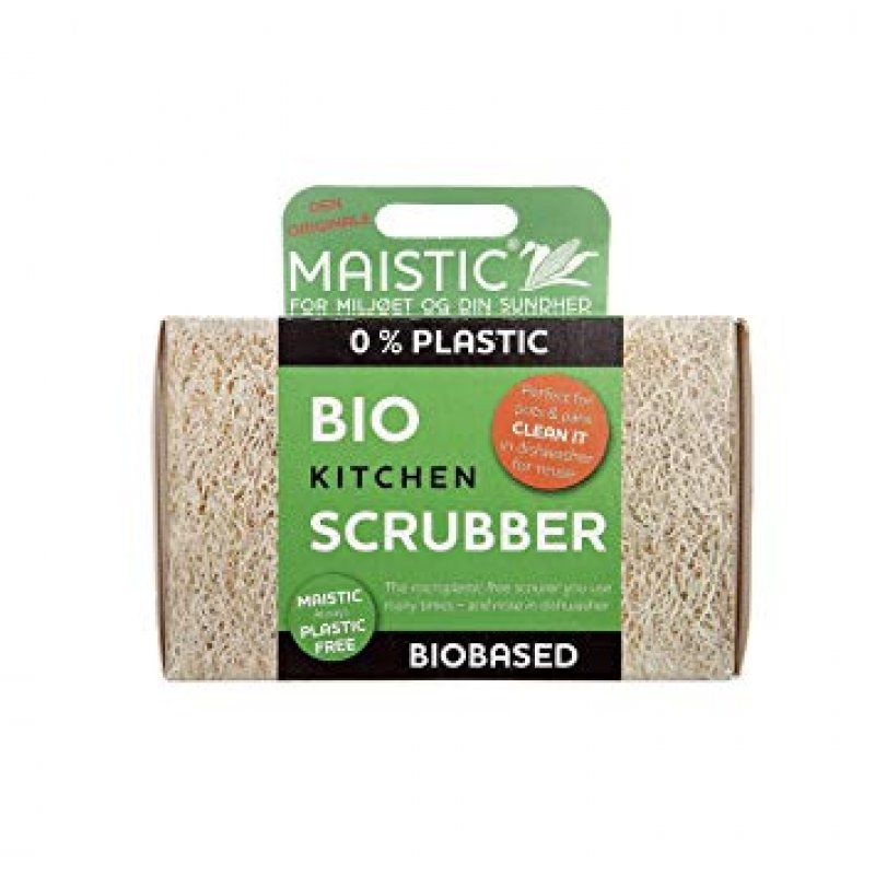 BIO kitchen scrubber