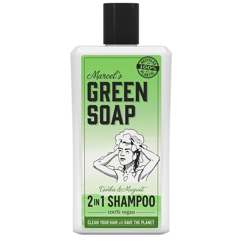 2 in 1 shampoo tonka & muguet 500 ml