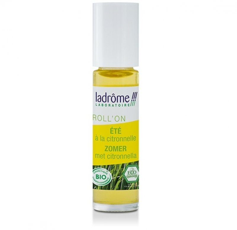 BIO Roll 'On Zomer met citronnella ANTI muggen