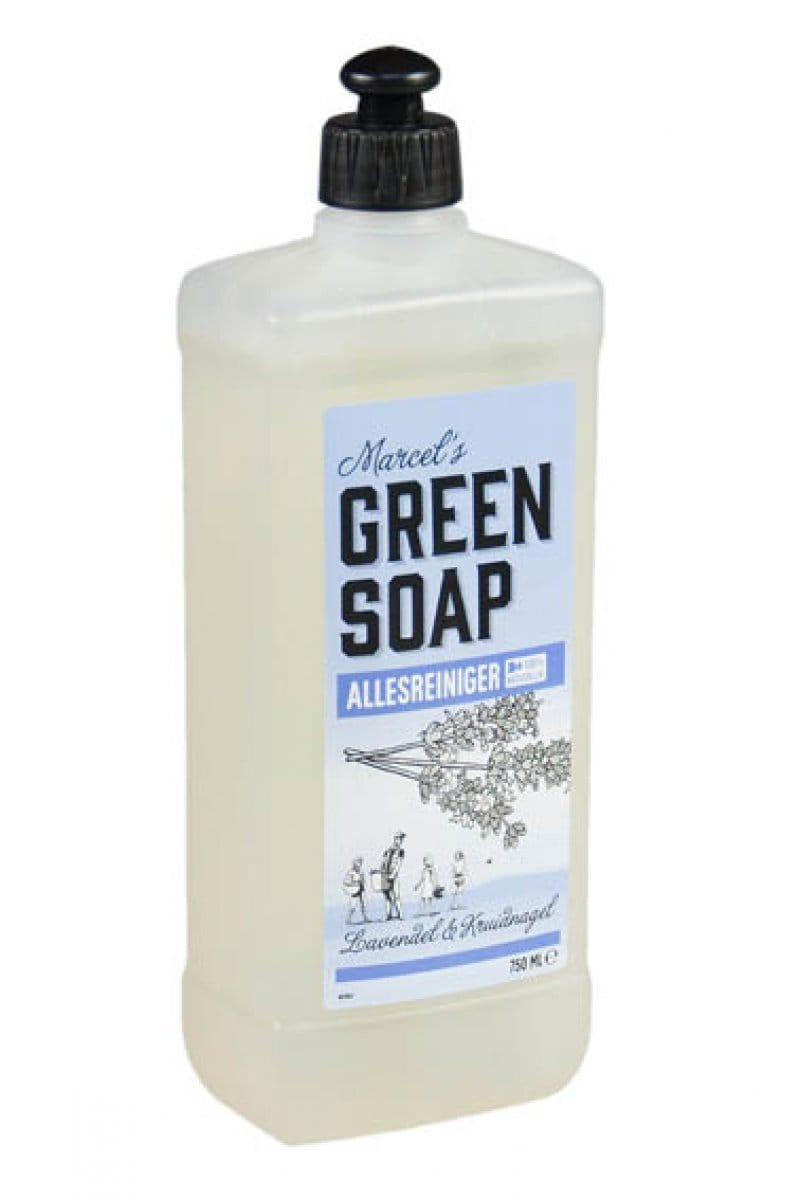Marcel's Green Soap - Allesreiniger: Lavendel & Kruidnagel - 750 ml