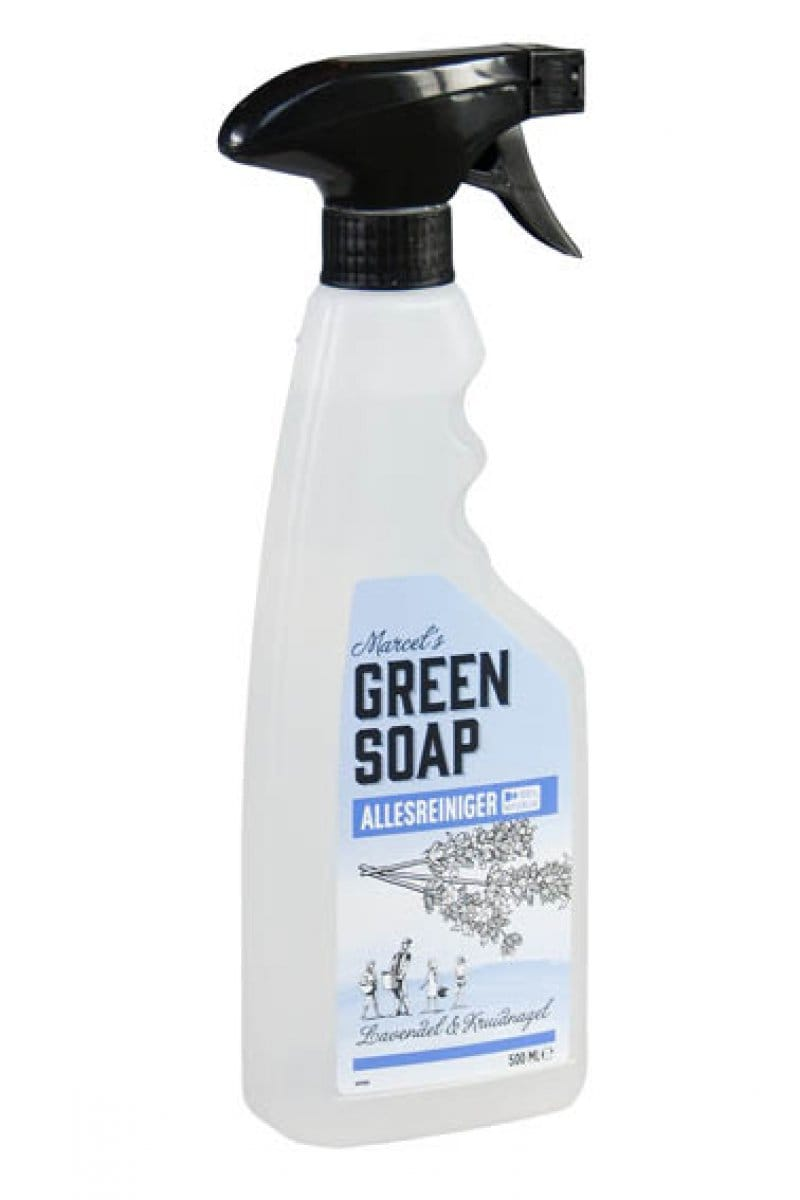 Marcel's Green Soap - Allesreiniger spray: Lavendel & Kruidnagel - 500 ml