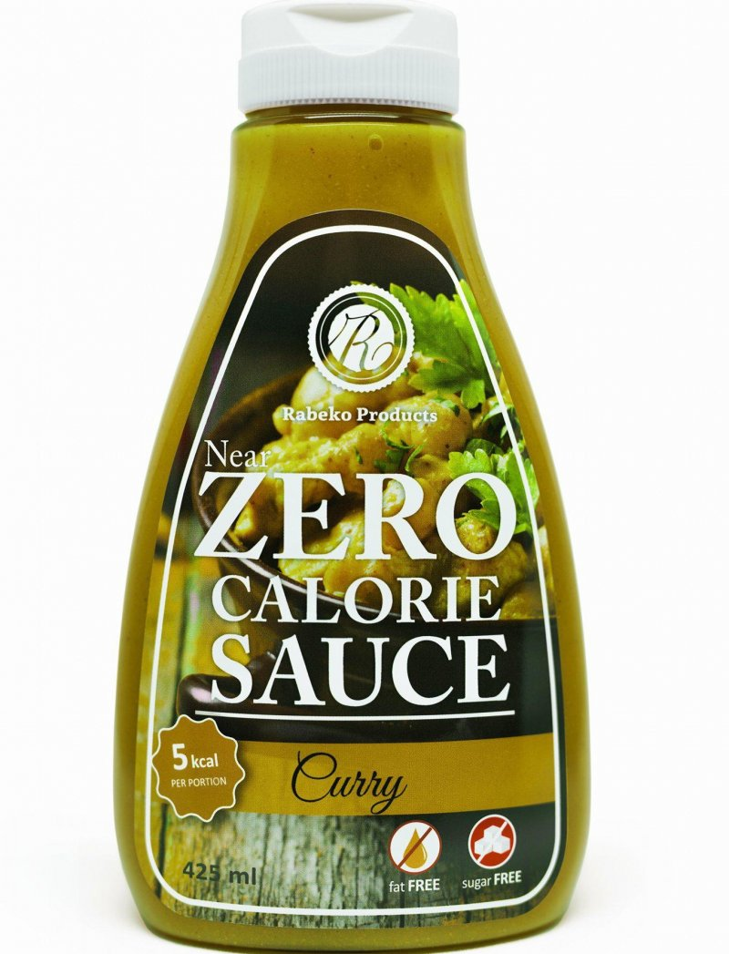 Curry Near Zero calorie sauce 425ml
