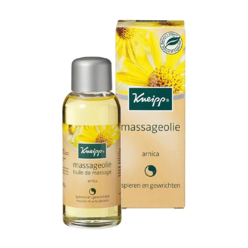 Massage olie: Arnica