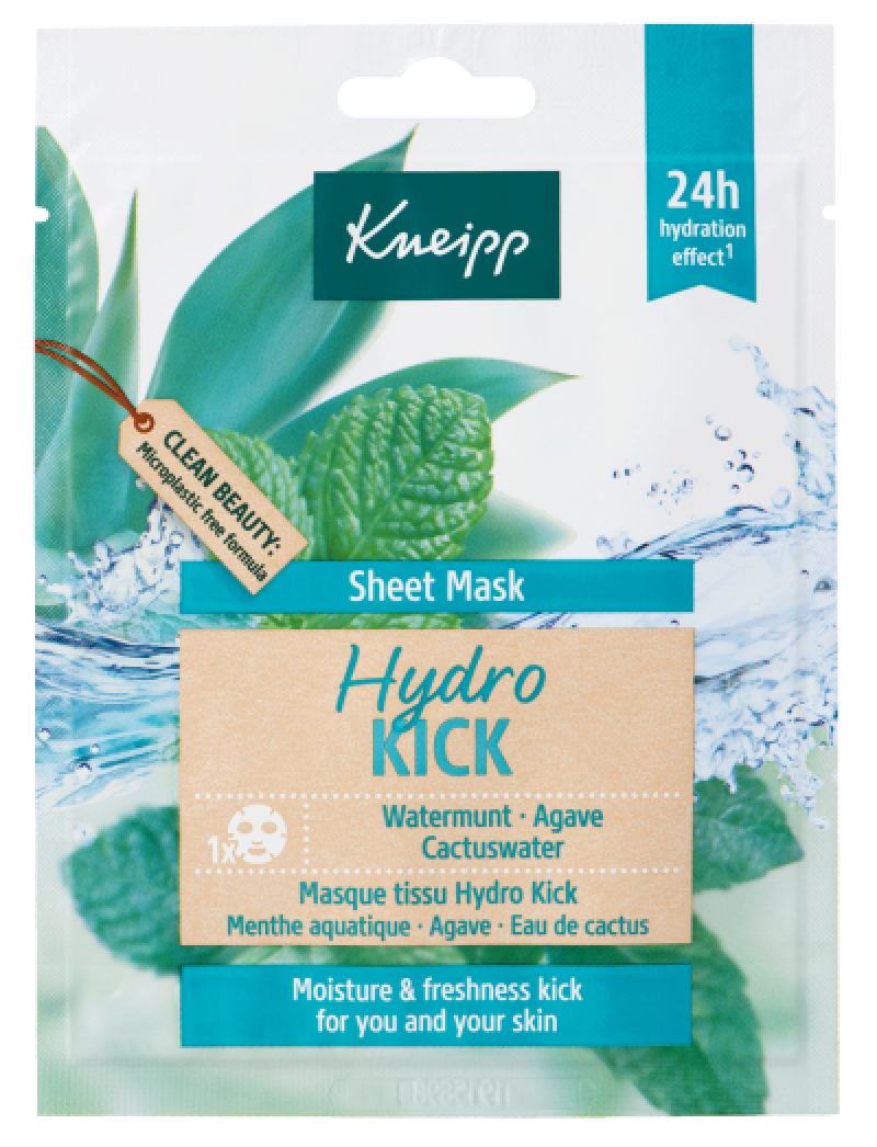 sheet mask hydro kcik