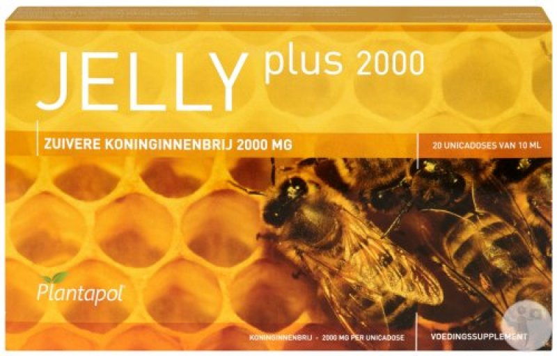 voedingssupplement: jelly 2000 plus