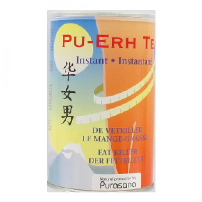 Pu-Erh Thee - Instant