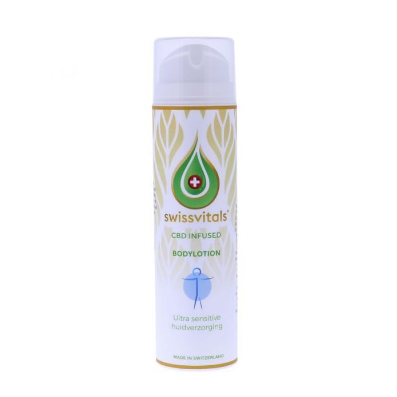 CBD infused bodylotion 200ml