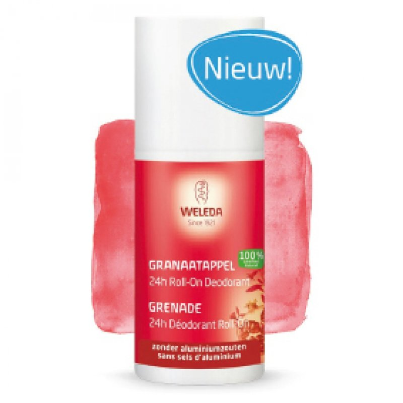 Granaatappel - 24h Roll-On Deodorant