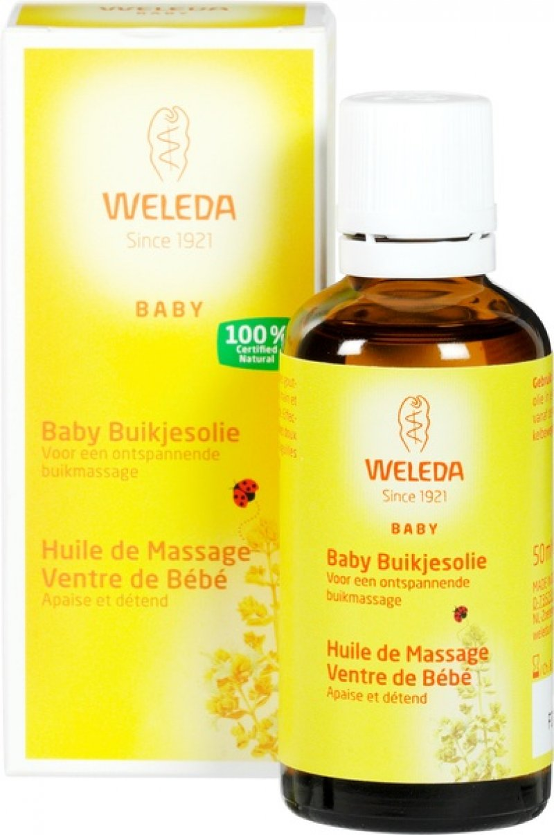 baby buikjesolie 50 ml