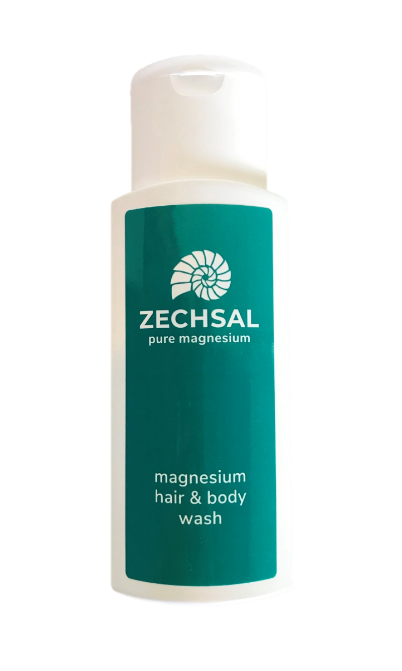 Pure magnesium hair & body wash 200 ml